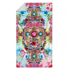 So Cute Badhanddoek Faith Multi (100 x 180 cm)