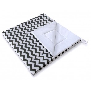 Speelkleed Tipi Chevron Black
