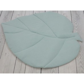 Betulli Speelkleed Mousseline Herfstblad Dusty Mint