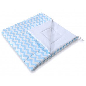 Speelkleed Tipi Tent Chevron Blue