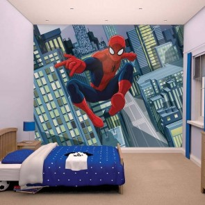 Spiderman Fotobehang (Walltastic)