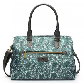Essenza Susan Solan Carry All Tas Green