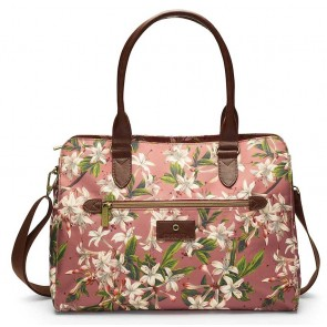 Essenza Susan Solan Carry All Tas Dusty Rose