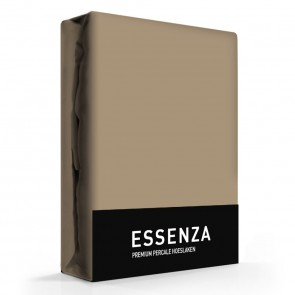 Essenza hoeslaken Premium Percal Clay