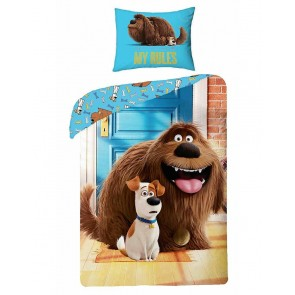 The Secret Life of Pets Dekbedovertrek My Rules
