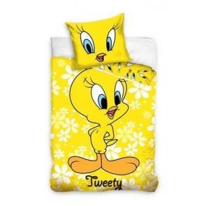 Looney Tunes Peuter Dekbedovertrek Tweety