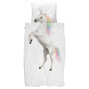 Snurk Junior Dekbedovertrek Unicorn