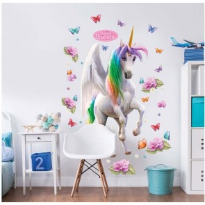 Walltastic Muursticker Magical Unicorn XXL