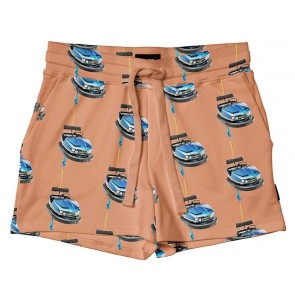 Snurk Shorts Woman Bumper Cars