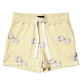 Snurk Shorts Woman Little Lambs