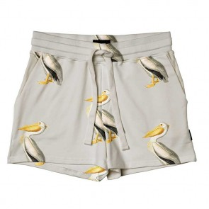 Snurk Shorts Woman Pelicans