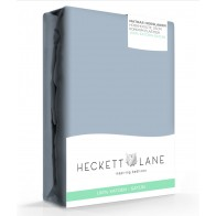 Heckett & Lane Hoeslaken Satijn Steel Blue