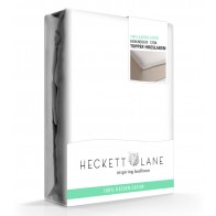 Heckett Lane Hoeslaken Topper Satin White
