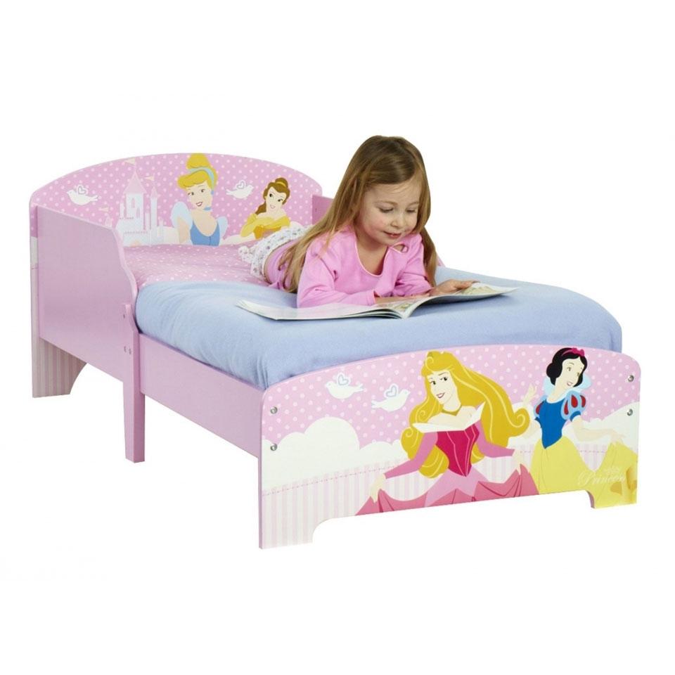 Disney Princes Junior Bed