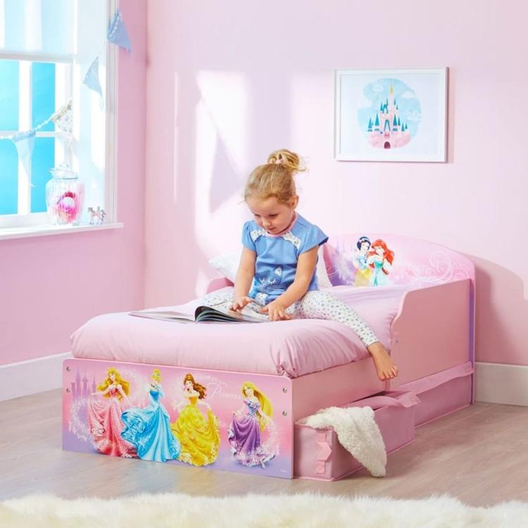 Disney Prinsessen Junior Bed met Laden