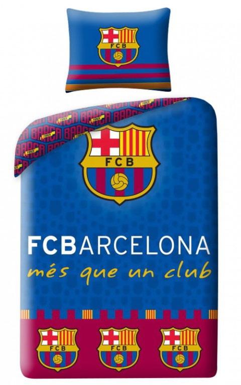 Dagaanbieding - Dekbedovertrek Barcelona Club dagelijkse koopjes