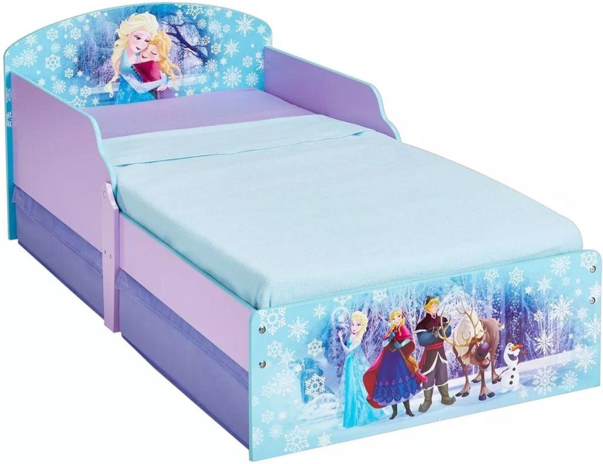 Disney Frozen Junior Bed met Laden