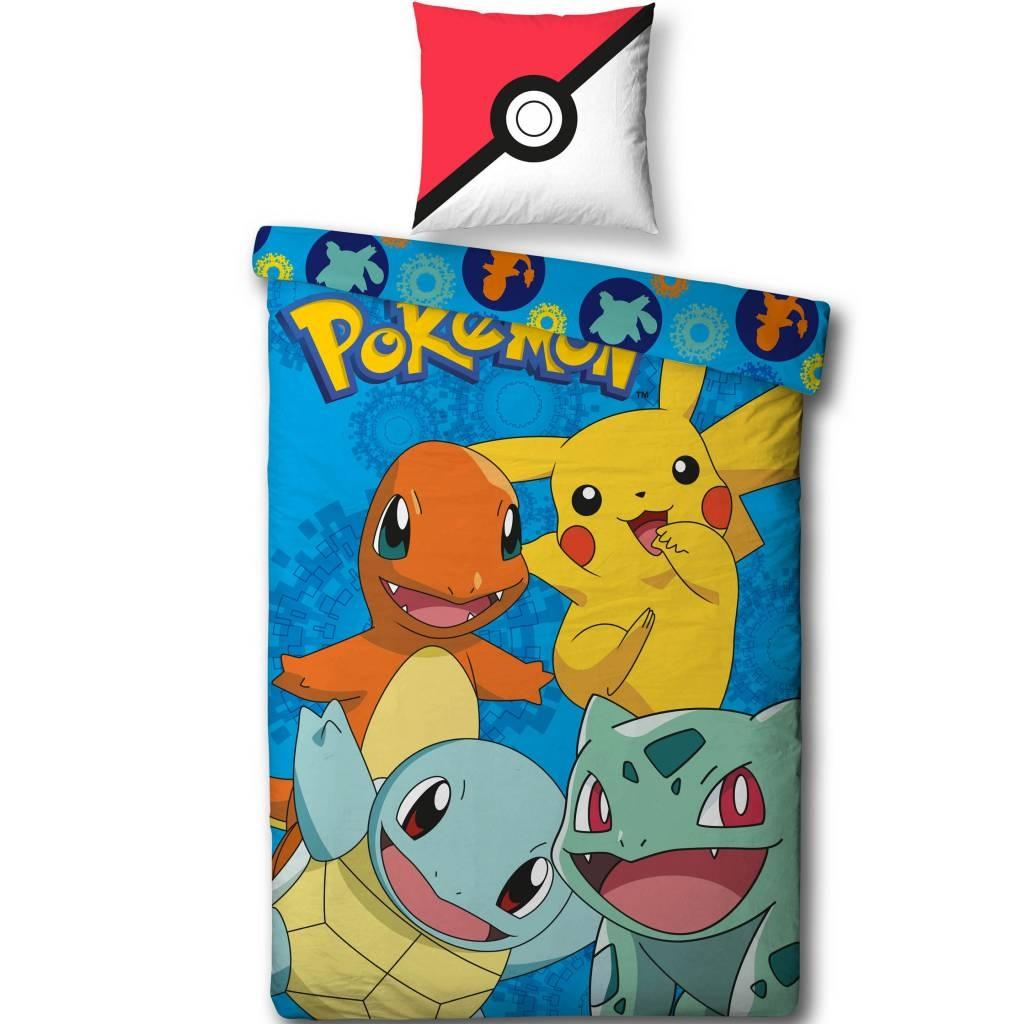 Dagaanbieding - Pokémon dekbedovertrek Goodguys Multi dagelijkse koopjes