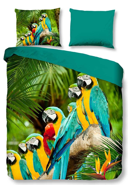 Pure Dekbedovertrek Parrots 240x200 220