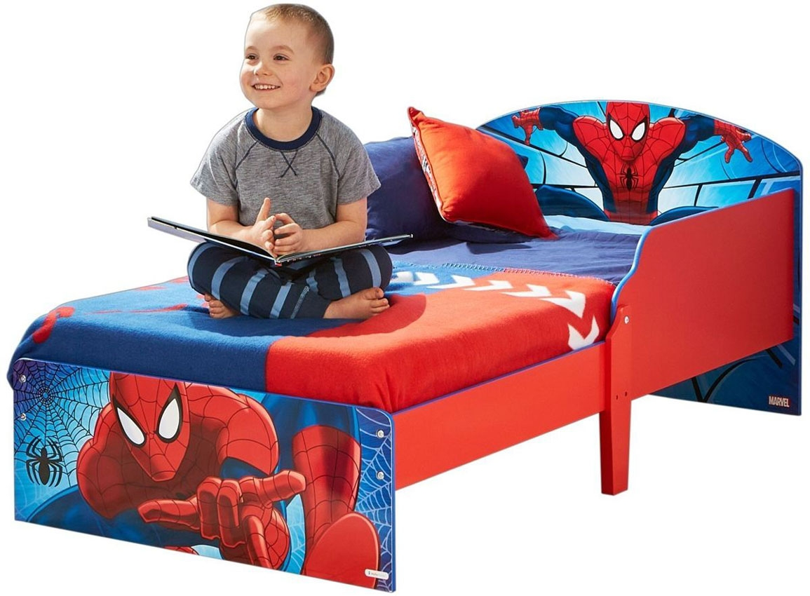 Spiderman Junior Kinderbed