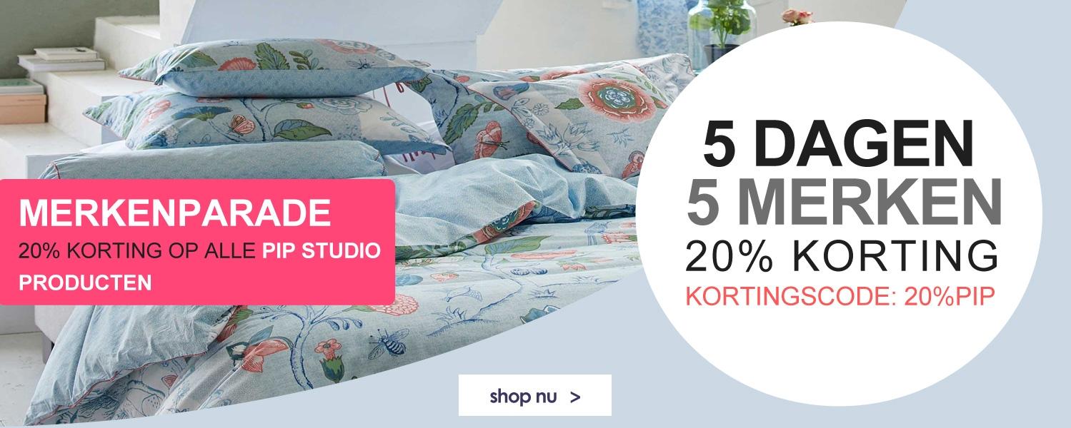 20% korting PiP studio