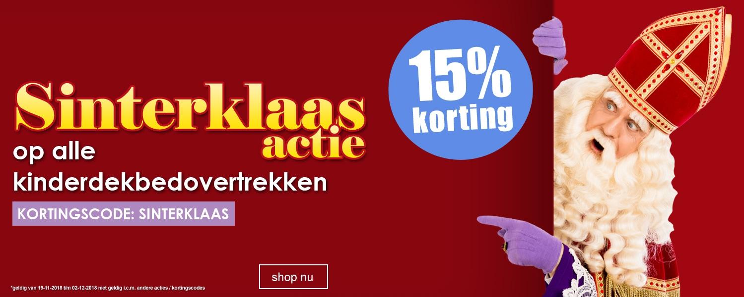 Sinterklaas Actie